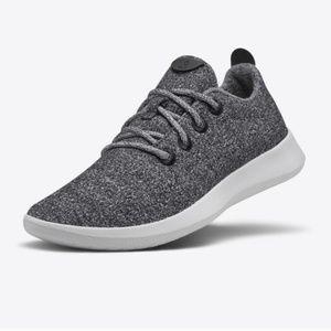 Allbirds Wool Runners Dark Gray Merino Sneakers 11